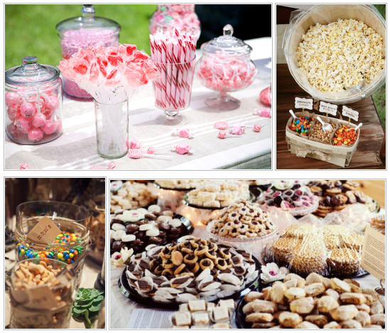 Interactive Wedding Ideas: Eat, Lift & Be Married