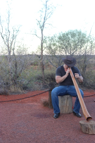 Sounds of Silence at Uluru