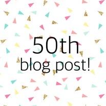 Blog Milestone