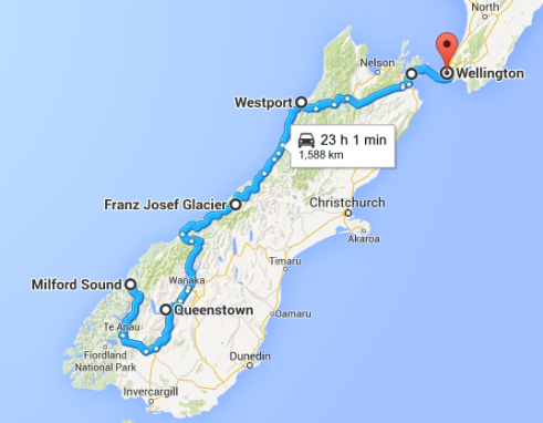 New Zealand Roadtrip